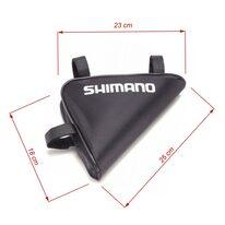 Krepšys ant rėmo SHIMANO MTB juodas