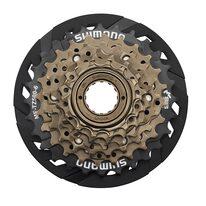 Freewheel SHIMANO Tourney TZ500 14-28T (6 gear)