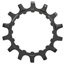 Žvaigždė priekinė SRAM Bosch 14T, plieninė (juoda)