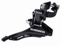 Priekinis perjungiklis Shimano Tourney TZ30 31,8mm iš viršaus 42T