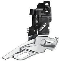 Priekinis pavarų perjungiklis Shimano Triple FD-M671 66-69 40-42T 10 pavarų