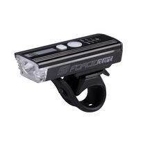 Front light FORCE ALERT 350LM USB (black)