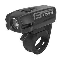 Front light FORCE BUG-400 USB (black)