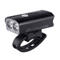 Front light FORCE DIVER 900LM USB (black)