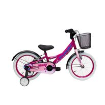 "FUNZY Sindy 16"" (steel, pink)"