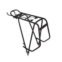 """Galinė bagažinė 28"""" siaura 10cm (aliuminė, juoda)"""