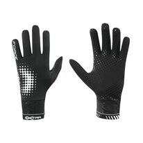 Gloves FORCE Extra spring/autumn (black) size L