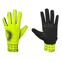 Gloves FORCE Extra spring/autumn (fluorescent) XXL