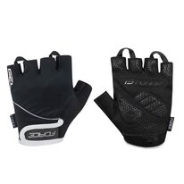 Gloves FORCE Gel II (black)