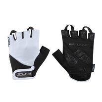 Gloves FORCE Gel II (black/white)