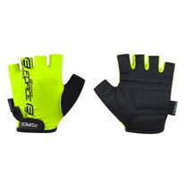 Gloves FORCE Kid II (black/fluorescent)