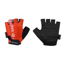 Gloves FORCE Kid II (black/red)