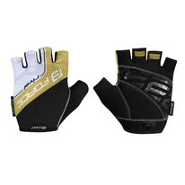Gloves FORCE Rival (black/gold)