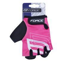 Pirštinės FORCE Sport (rožinės) XS