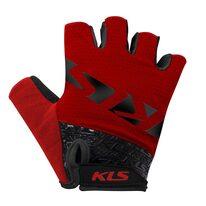 Pirštinės KLS Lash (raudona) XS