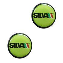 Vairo kamščiai SILVA (žalia)
