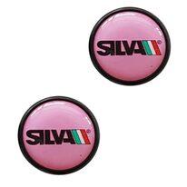 Vairo kamščiai SILVA (rožinė)