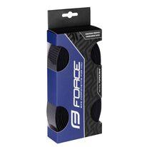 Handlebar tape FORCE Eva + silicone (black)