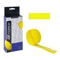 Handlebar tape FORCE Eva (yellow)