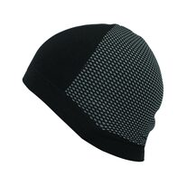 Hat/cap under helmet FORCE Factory Prima (black)