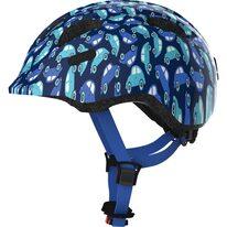 Šalmas ABUS Smiley 2.0, M, 50-55 cm blue car (mėlynas)