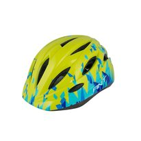 Helmet FORCE Ant 48-52cm XS-S (fluorescent/blue)