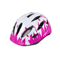 Helmet FORCE Ant 48-52cm XS-S (pink/white)