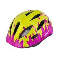 helmet FORCE ANT junior (fluorescent/pink) S-M 52-56cm