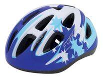 Helmet FORCE Lark 54-58cm M (kids, blue/white)