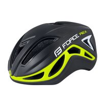 Helmet FORCE Rex 56-58cm S-M (black/fluorescent)