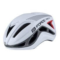 Helmet FORCE Rex 58-61cm M-L (white/grey)