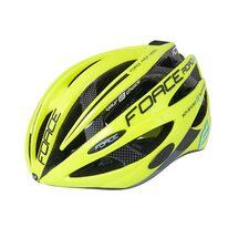 Шлем FORCE Road Pro 54-58cm (S-M) (флуоресцентный)