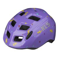 Šalmas KELLYS ZigZag S-M 50-55cm (violetinė)