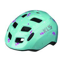 Helmet KELLYS ZigZag XS-S 45-50cm (mint)