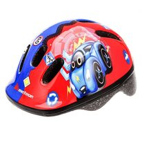 Helmet METEOR MV6-2 Auto XS 44-48cm (red/blue)