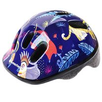 Helmet METEOR MV6-2 jungle XS 44-48cm (blue)