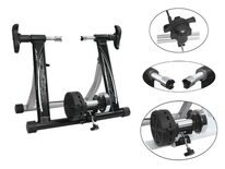 Home trainer FORCE Basic Magnetic (steel, black)