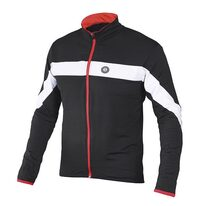 Jacket ETAPE Comfort (black/white) M