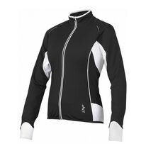 Jacket ETAPE Gaia (black/white) S