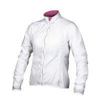 Jacket ETAPE Gloria Windproof (white/pink) L