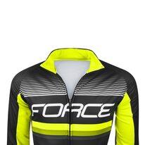 Bliuzonas FORCE Drift (juoda/fluorescencinė) XL