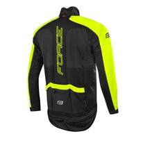 Bliuzonas FORCE X100 Winter (juoda/fluorescentinė) XL