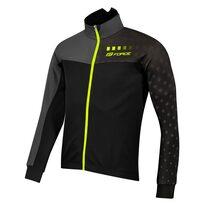 Jacket FORCE X110 winter (black/fluorescent) XXXL