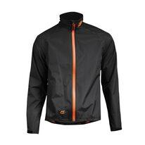Jacket KTM Wind & Rain FCe, XXL (black/orange)