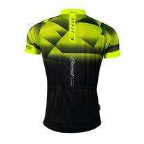 Marškinėliai FORCE Best (juoda/fluorescencinė) M