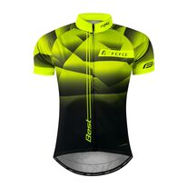 Jersey FORCE Best (black/fluo) size L