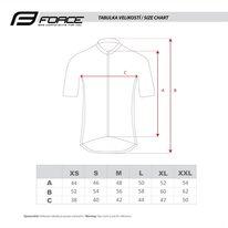 Marškinėliai FORCE Game (juodi) L