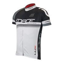Marškinėliai FORCE LUX (juoda/balta)
