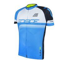 Marškinėliai FORCE LUX (mėlyna/juoda/balta) L