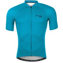 Marškinėliai FORCE Pure, (mėlyni) M